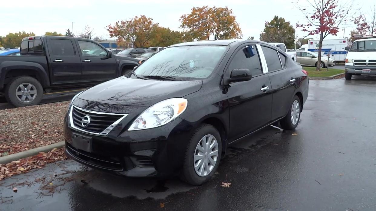 2013 Nissan Versa Boise, ID