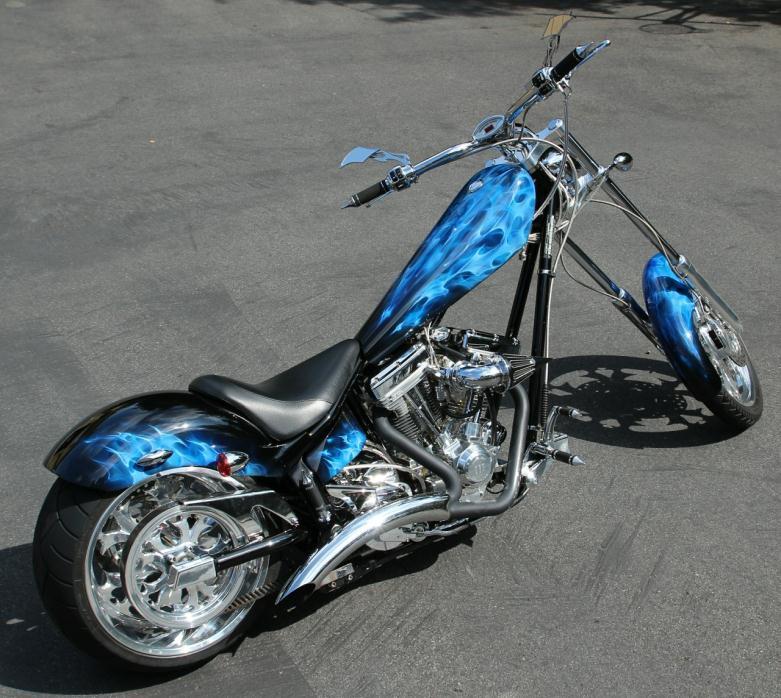 2005 American Ironhorse Chopper