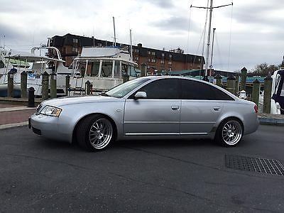 Audi : A6 2001 a 6 audi quattro