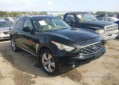 Infiniti : FX Base Sport Utility 4-Door 2009 used 3.5 l v 6 24 v automatic rwd suv premium bose