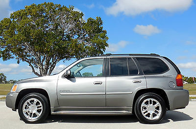 GMC : Envoy DENALI CARFAX CERTIFIED SUV DVD DENALI NO ACCIDENTS NAVIGATION SUV WOOD-TRIM POWER SEATS CD ONSTAR SUNROOF
