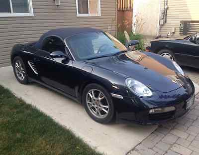 Porsche : Boxster Base Convertible 2-Door 2005 porsche boxster base convertible 2 door 2.7 l