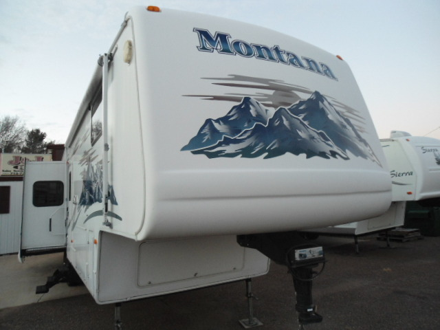 2009 Keystone Montana 3400