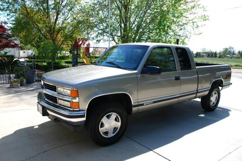 98 Chevy Silverado Cars For Sale