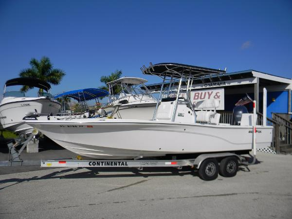 2012 Sea Fox 220XT Pro Series