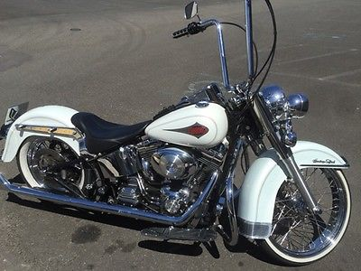 Gangster Softail Motorcycles For Sale
