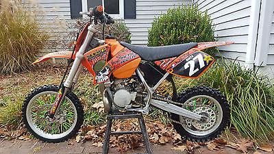 KTM : SX 2006 ktm 65 sx cc motocross dirt bike