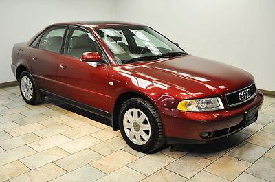Audi : A4 a4 a 1.8T AWD 1999 audi a 4 1.8 t awd quattro rare color
