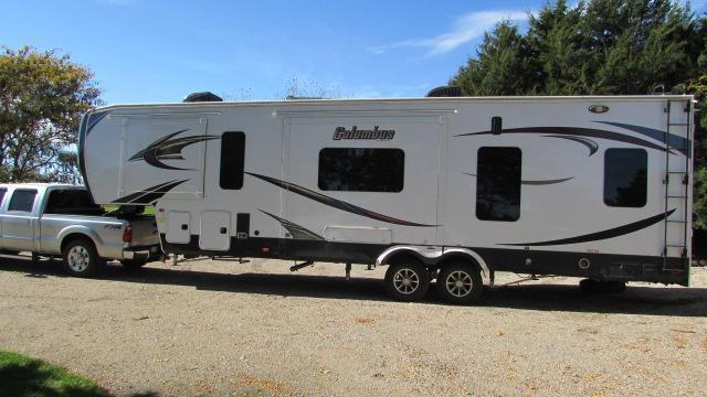 2015 Palamino Columbus Toy Hauler for Sale in Broken Bow, Nebraska 688