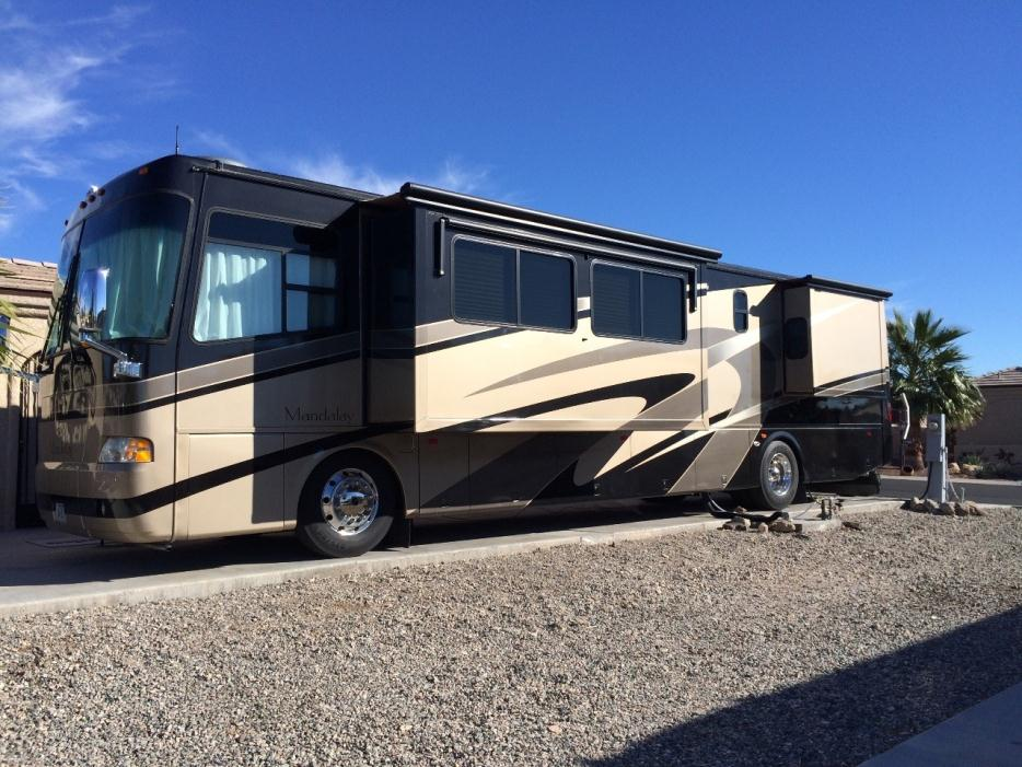 2005 Thor Motor Coach Four Winds Mandalay 40B