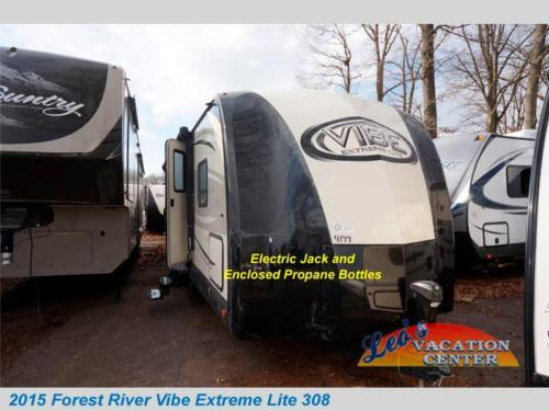 New 2015 Forest River Vibe Extreme Lite 308BHS