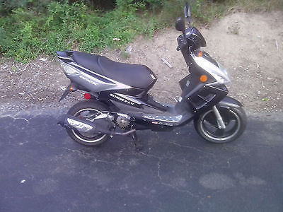 Other Makes : TGB TGB R50x 50CC SCOOTER WITH 70CC UPGRADE- SUZUKI TAIWAN