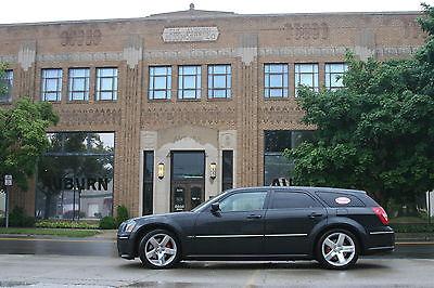 Dodge : Magnum SRT 8 2006 dodge magnum srt 8 wagon 4 door 6.1 l 1 owner stored for 2 years