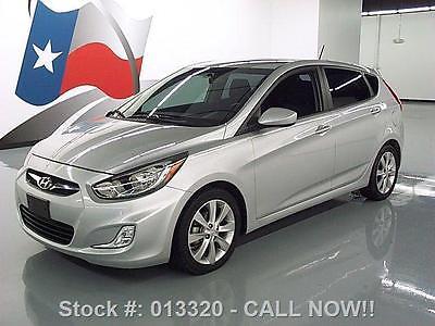 Hyundai : Accent SE HATCHBACK AUTO ALLOY WHEELS 2012 hyundai accent se hatchback auto alloy wheels 30 k 013320 texas direct auto