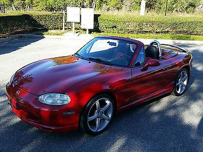 Mazda : MX-5 Miata 1999 mazda mx 5 miata