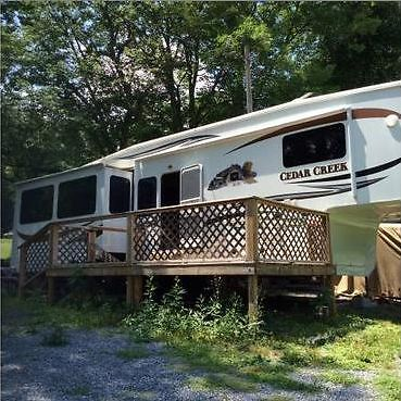2012 Forest River Cedar Creek 36 RE For Sale in Lakewood, New Jersey