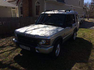 Land Rover : Discovery SE 2004 land rover discovery se