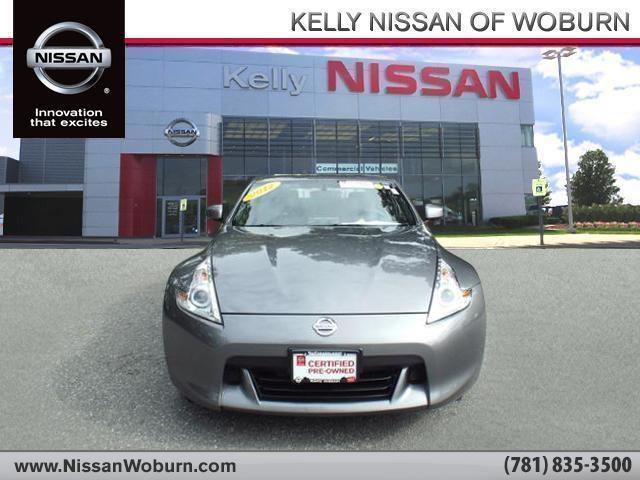 2012 Nissan 370Z Car 2dr Cpe Auto Touring