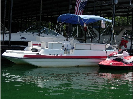 1997 Pro Sport Boats 22 FNF
