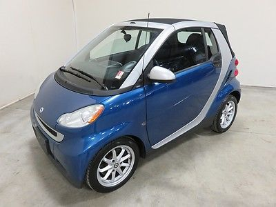 Other Makes : Fortwo PASSION CABRIOLET CONVERTIBLE 2009 smart fortwo brabus convertible 2 door 1.0 l passion cabriolet fwd