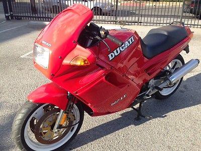 Ducati : Sport Touring Ducati 907ie Sport Tourer - '92