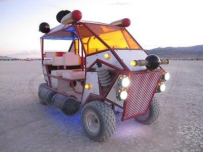 Burning Man Art Car for Sale