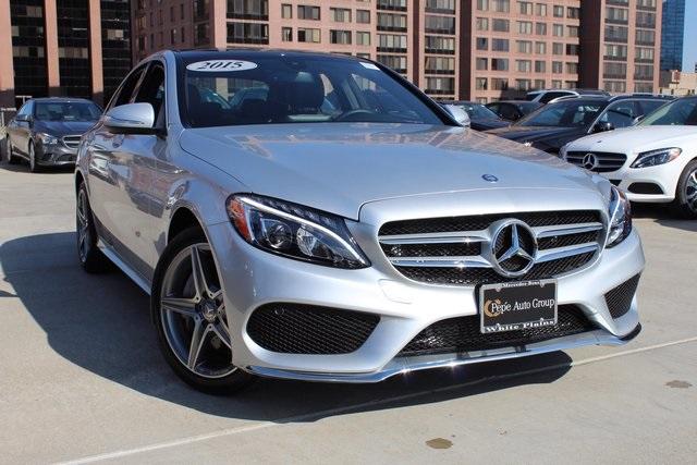 2015 Mercedes Benz C Class White Plains, NY