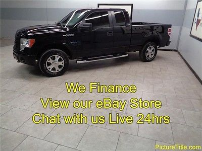 Ford : F-150 STX Ext Cab 4WD 1 Texas Owner 09 f 150 sxt 4.6 v 8 4 wd ext cab keyless entry 1 texas owner we finance