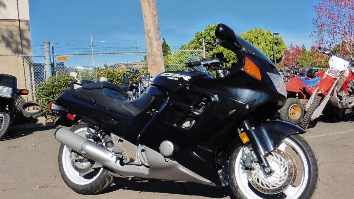 bmw k1100rs 1996 motorcycles for sale. Black Bedroom Furniture Sets. Home Design Ideas