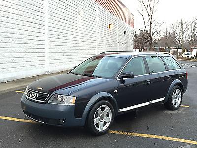 Audi : Allroad Base Wagon 4-Door 2004 audi allroad quattro wagon 4 door 2.7 l