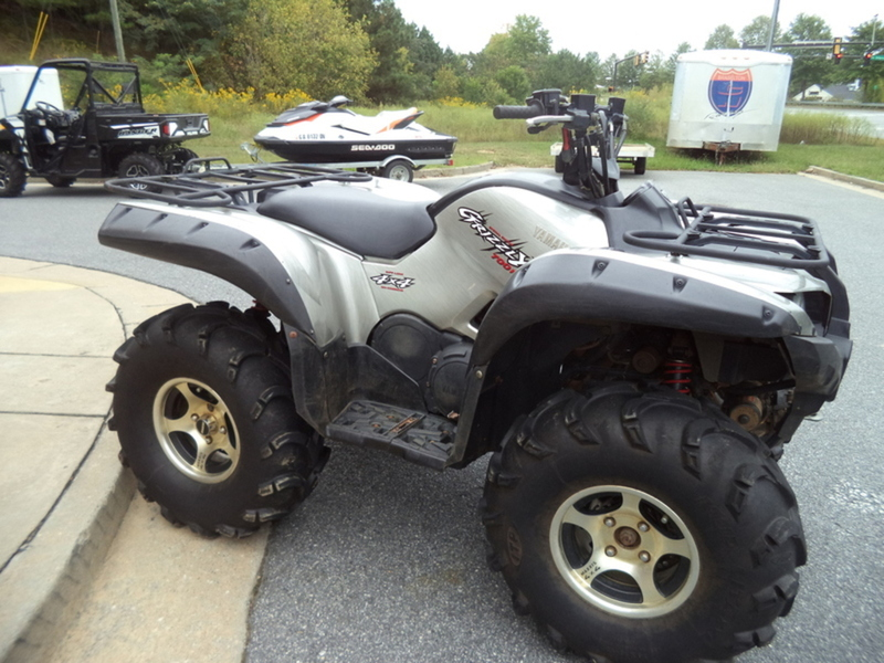 2007 Yamaha Grizzly 700 FI Auto 4x4 Special Edition