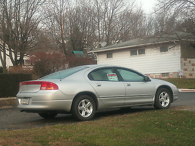Dodge : Intrepid SE 4 door sedan silver loaded and in excellent condition