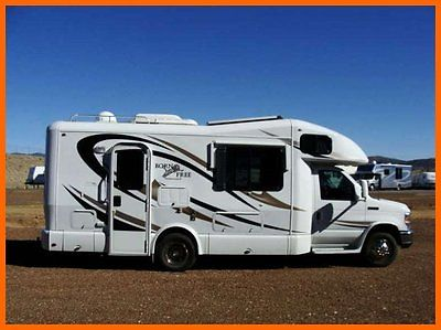 2011 Born Free 24RB 24' Class C Motorhome Ford V10 Gasoline Generator ARIZONA