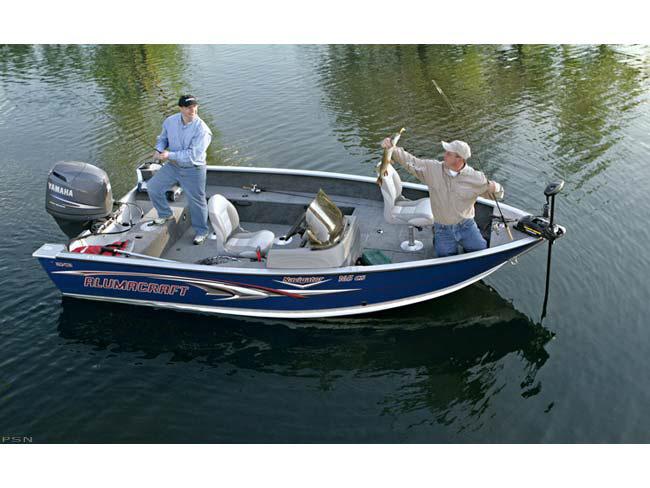 2007 Alumacraft Navigator 165 CS