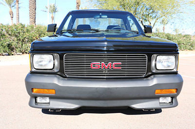 GMC : Sonoma 1991 gmc syclone 276 original miles brand new truck museum quality perfect truck
