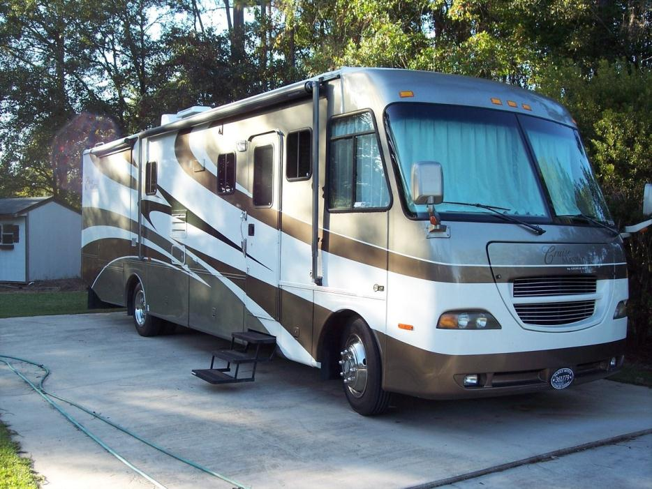 2003 Georgie Boy Cruise Master 3640 Ts