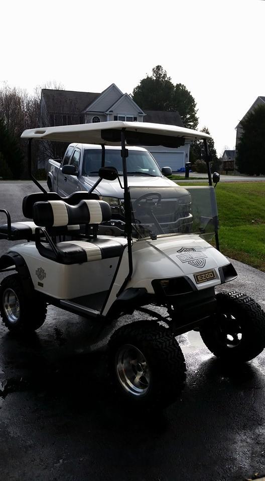 2006 E-Z-Go Golf Cart