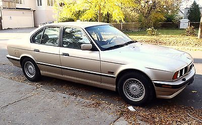 BMW : 5-Series 540i Classic 1996 BMW 540i- Only 120,000kms- Well Maintained- VERY Solid!