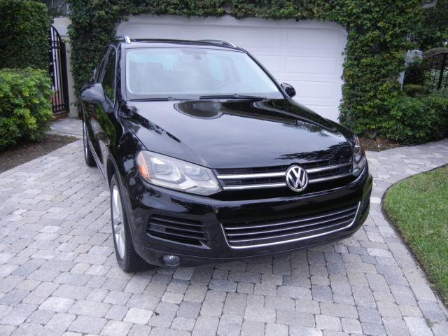 2012 volkswagen touareg cars for sale. Black Bedroom Furniture Sets. Home Design Ideas