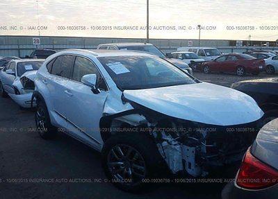 Lexus : NX F Sport 2015 f sport used turbo 2 l i 4 16 v automatic fwd suv premium