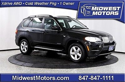 BMW : X5 xDrive50i 2013 bmw x 5 50 i xdrive awd cold weather pkg premium 2 premium sound tech 1 owner