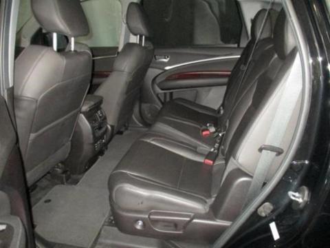 2014 ACURA MDX 4 DOOR SUV