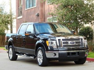Ford : F-150 FreeShipping F-150 5.4L FlexFuel Crew Cab Short Bed Lariat 59K Miles EXCELLENT CONDITION F150
