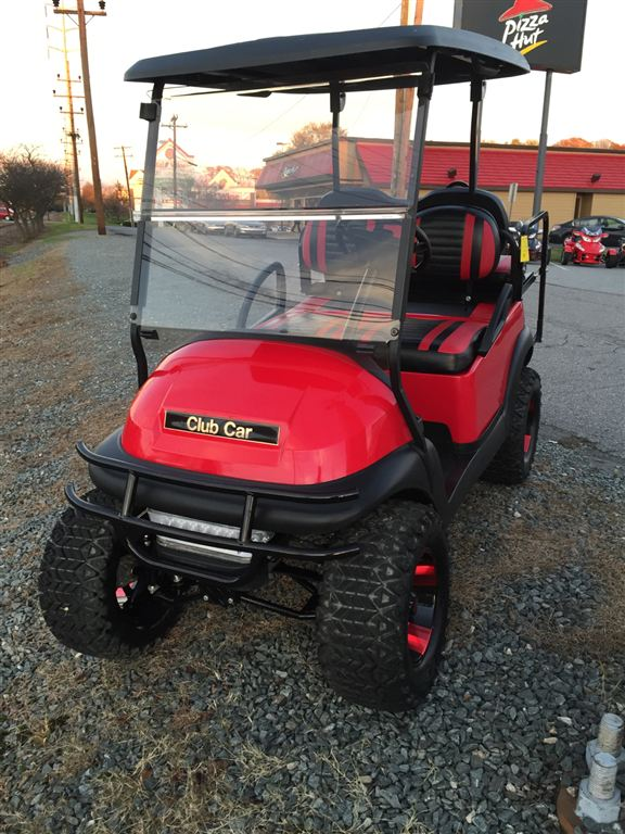 2010 Club Car Prec i2 Signature 4 Pass Excel