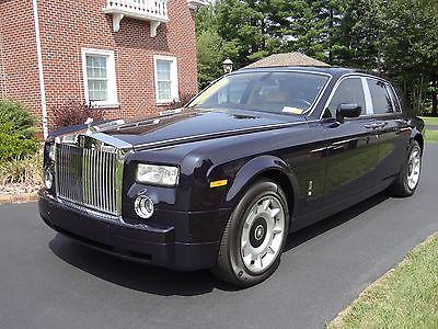 Rolls-Royce : Phantom ROLLS ROYCE PHANTOM (1-OWNER , FLAWLESS)