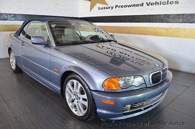 BMW : 3-Series 330Ci CLEAN CARFAX  FLORIDA CAR PREMIUM PKG FACTORY NAV WARRANTY FREE SHIPPING IN US