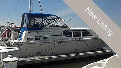 1978 Trojan Tri-cabin 36' Motor Yacht TEAK TEAK TEAK - slip paid through 5/2016