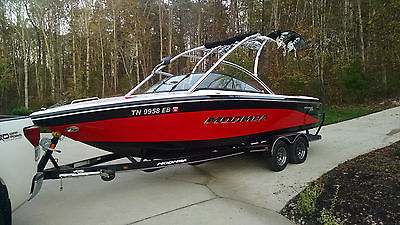 2011 Moomba Mobius XLV Wakeboard Boat 23' 78 hours Like New BIN $42,500
