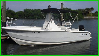 2007 Laguna/SeaPro 210 Center Console 150Hp MERCURY FOUR STROKE VERADO Like New
