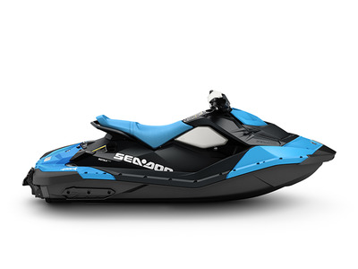 2014 Sea Doo/Bombardier Spark 2up 900 H.O. ACE